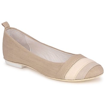 Zapatos Mujer Bailarinas-manoletinas Marithé & Francois Girbaud BRUMES Beige