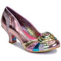 Zapatos Mujer Zapatos de tacón Irregular Choice STUPENDA Rosa