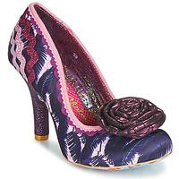Zapatos Mujer Zapatos de tacón Irregular Choice PRIZE WINNER Violeta