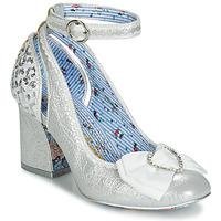 Zapatos Mujer Zapatos de tacón Irregular Choice DEITY Plata