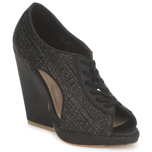 Zapatos Mujer Low boots Feud WHIP Negro