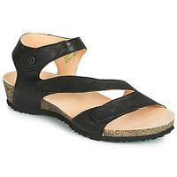 Zapatos Mujer Sandalias Think WANG Negro
