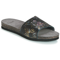 Zapatos Mujer Zuecos (Mules) Think TANA Negro