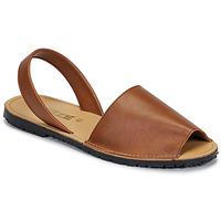 Zapatos Mujer Sandalias So Size LOJA Marrón