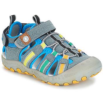 Zapatos Niño Sandalias de deporte Gioseppo 43008 Gris / Multicolor