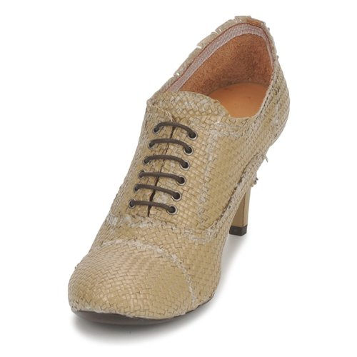 Los zapatos más populares para hombres y mujeres Zapatos especiales Premiata 2851 LUCE Ocra