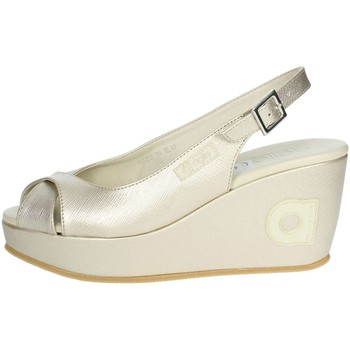 Zapatos Mujer Sandalias Agile By Ruco Line 1661 Oro