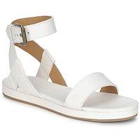 Zapatos Mujer Sandalias Rochas RO18002 Blanco