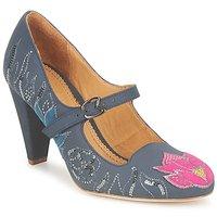 Zapatos Mujer Zapatos de tacón Maloles CLOTHILDE Gris / Rosa