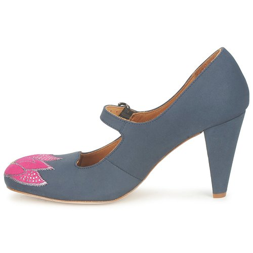 Zapatos Mujer Clothilde De Tacón Maloles GrisRosa htsrdCQx