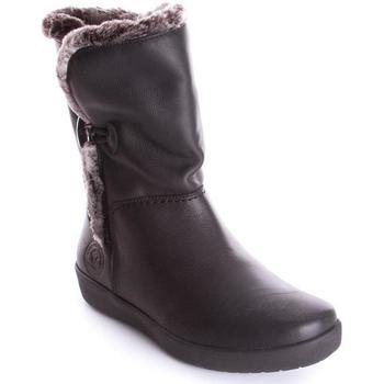 Zapatos Mujer Botas de nieve Panama Jack Margherite B63 Negro