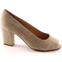 Zapatos Mujer Zapatos de tacón Grunland GRU-SC1142-BE Beige