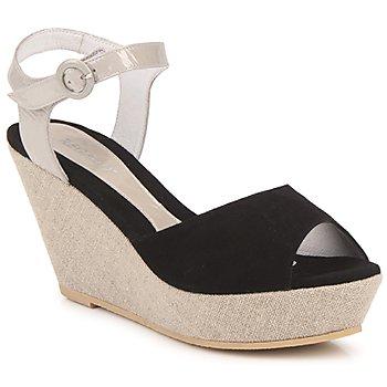 Zapatos Mujer Sandalias Regard RAFATI Negro