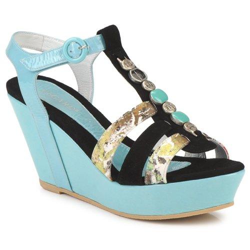 Venta de liquidación de temporada Zapatos especiales Regard RAFAVO Negro / Azul