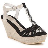 Zapatos Mujer Sandalias Regard RAFAZA Negro