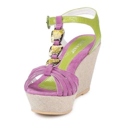 Los zapatos más populares para hombres y mujeres Zapatos especiales Regard RAFAZA Violín / Verde