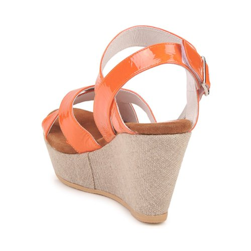 Naranja Mujer Regard Zapatos Sandalias Raga 0w8nkOP