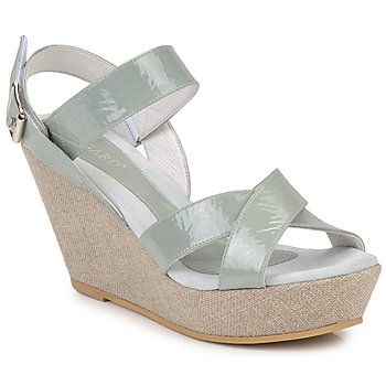 Zapatos Mujer Sandalias Regard RAGA Verde