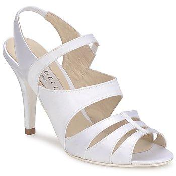 Zapatos Mujer Sandalias Vouelle ELISA Blanco