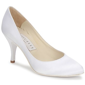 Zapatos Mujer Zapatos de tacón Vouelle LEA Blanco