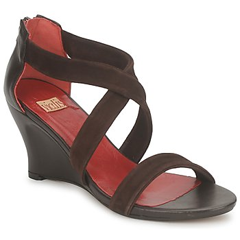 Zapatos Mujer Sandalias Vialis NIVEL Marrón