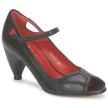 Zapatos Mujer Zapatos de tacón Vialis POUPE Negro
