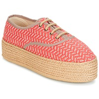 Zapatos Mujer Alpargatas Betty London CHAMPIOLA Coral