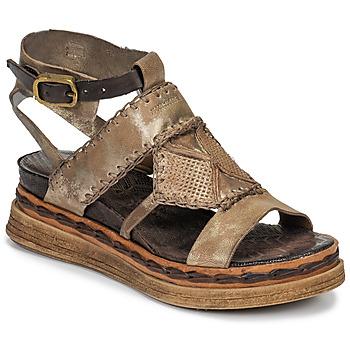 Zapatos Mujer Sandalias Airstep / A.S.98 LAGOS Oro
