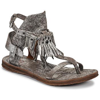 Zapatos Mujer Sandalias Airstep / A.S.98 RAMOS Plata