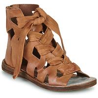 Zapatos Mujer Sandalias Airstep / A.S.98 RAMOS LACES Camel
