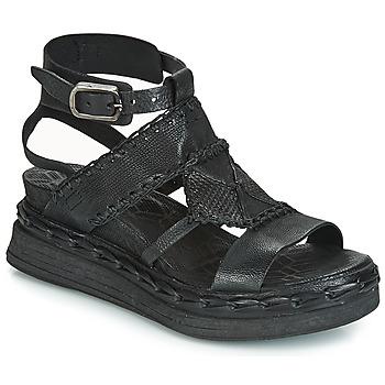 Zapatos Mujer Sandalias Airstep / A.S.98 LAGOS Negro