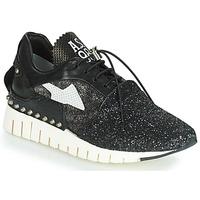 Zapatos Mujer Zapatillas bajas Airstep / A.S.98 DENALUX Negro