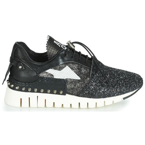 Zapatos 98 Zapatillas s Mujer Denalux AirstepA Negro Bajas uTOPXZkiw