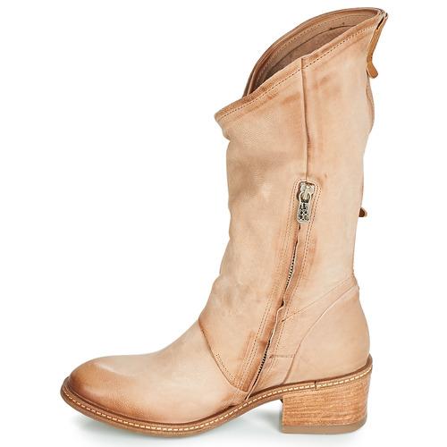 Botas Zapatos 98 Winnie AirstepA Urbanas Beige Mujer s KlTJuF31c