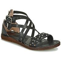 Zapatos Mujer Sandalias Airstep / A.S.98 RAMOS CLOU Negro