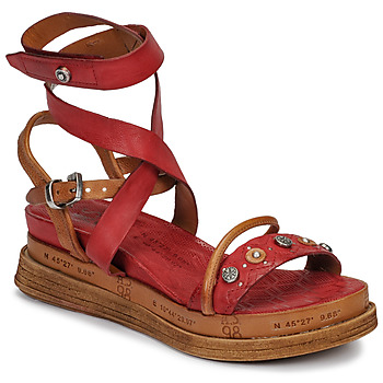 Zapatos Mujer Sandalias Airstep / A.S.98 LAGOS Rojo