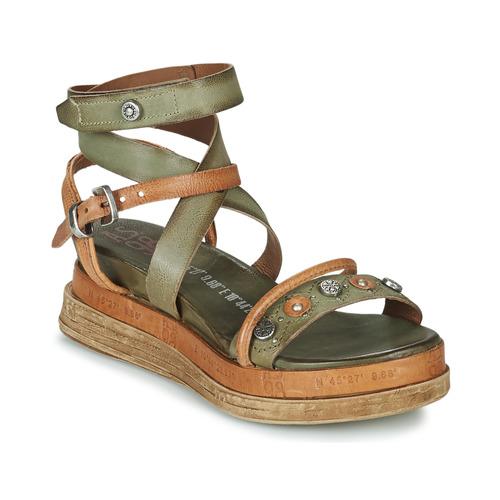 Airstep / A.S.98 LAGOS Kaki - Envío gratis | ! - Zapatos Sandalias Mujer