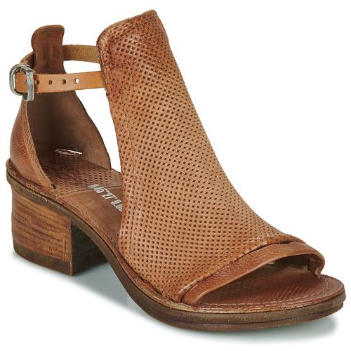 Zapatos Mujer Sandalias Airstep / A.S.98 KENYA Camel