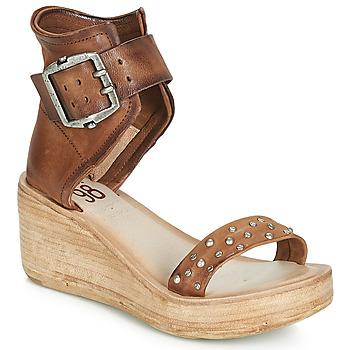 Zapatos Mujer Sandalias Airstep / A.S.98 NOA CLOU Camel