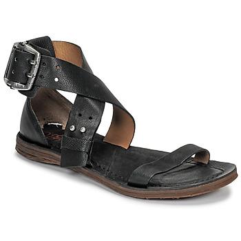 Zapatos Mujer Sandalias Airstep / A.S.98 RAMOS CROISE Negro
