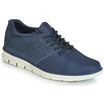 Zapatos Hombre Zapatillas bajas Timberland BRADSTREET F/L OXFORD Azul
