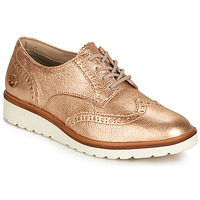 Zapatos Mujer Derbie Timberland ELLIS STREET OXFORD Rosa / Gold