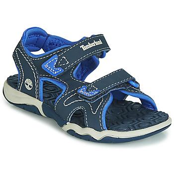 fa21deda0b2a3 Zapatos Niños Sandalias Timberland ADVENTURE SEEKER 2 STRAP Azul