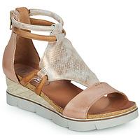 Zapatos Mujer Sandalias Mjus TAPASITA Rosa / Oro