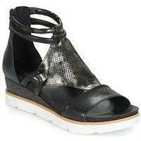 Zapatos Mujer Sandalias Mjus TAPASITA Negro / Metalisado