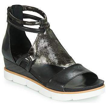 Zapatos Mujer Sandalias Mjus TAPASITA Negro / Metalizado