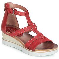 Zapatos Mujer Sandalias Mjus TAPASITA CLOU Rojo
