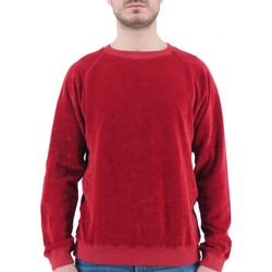 textil Hombre sudaderas Devid Label   Sudadera Hombre Rojo   DL_18549_010 rouge