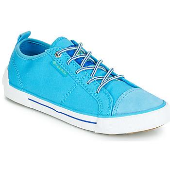 Zapatos Mujer Zapatillas bajas Columbia GOODLIFE LACE Azul