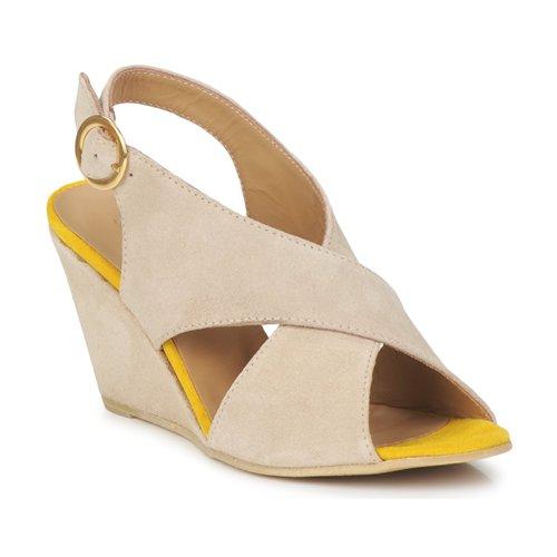 Zapatos Mujer Sandalias Pieces OTTINE SHOP SANDAL Topotea
